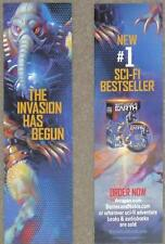 Battlefield Earth ~ L Ron Hubbard ~ Bookmark ~ Cheap Us Shipping