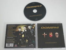 OOMPH GLAUBE LIEBE TOD(GUN RECORDS+SONY-BMG GUN 236+82876 80833 2) CD ÁLBUM