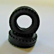 Really Useful Spares Repro Scalextric Tyre RUT17 FIAT 600 rubber tyre (2)  pair