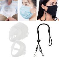 Supporto per staffa per maschera facciale 3D da 5 pezzi Supporto per supporto