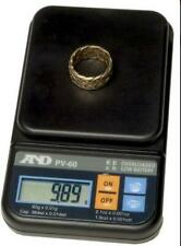 A&D PV-100 Pocket Jewelry Scale, 100 g x 0.1 g, Case, Calibration weight include