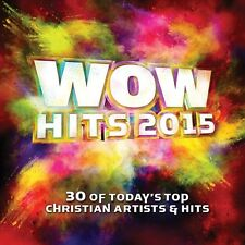 Various Artists - Wow Hits 2015 / Various [New CD]