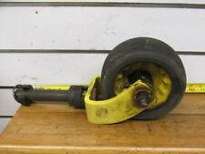 John Deere Rotary Broom Wheel and Fork 13-11328  TCA12884 AM131267