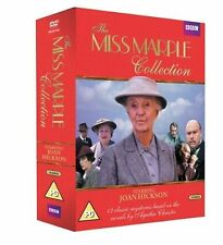 Agatha Christie's Miss Marple - The Complete Collection 12 Discs Box Set New DVD