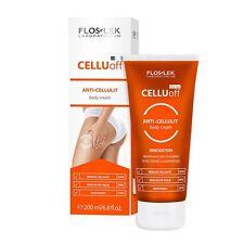 Anti Cellulite Zellulitis Creme Körpercreme Fettverbrennung Hautstraffung 200 ml
