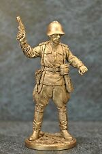 Tin Soldiers * World War II * Captain of the Red Army * 54-60 mm