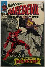 Daredevil #20 (Sept 1966, Marvel), VFN-NM condition