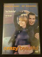 Crazy/ Beautiful DVD, Taryn Manning, Lucinda Jenney, Soledad St. Hilaire, Roland