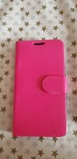 Leather Wallet Flip Cover Case For Nokia Microsoft Lumia 530/N535
