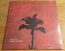 "PROTOJE - BLOOD MONEY 7"" SINGLE - RED VINYL RECORD - BRAND NEW SEALED - MRB7132"