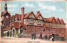 Postcard The Royal Baths Stafford Staffordshire Colour O