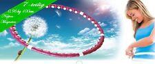 Hula Hup Hoop Reifen Massage 1kg - Massagereifen mit Magneten Classic's