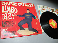 CHUBBY  CHECKER LIMBO  PARTY  PARKWAY P 7020 ORIG. 1962