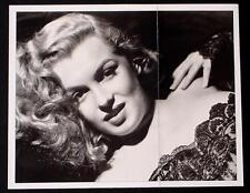 MARILYN MONROE INSANELY SEXY PIN-UP POSTER NORMA JEAN PHOTO WITH LACE TOP