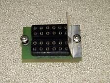 Yaesu Ft-101 Series Pcb Crystal Board Part # Pb-1073A