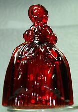 Boyd Glass Marguerite Doll Cardinal Red 1992