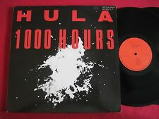 UK ROCK 2 LP - HULA - 1000 HOURS - REDLP 63 NM