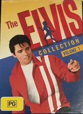 The Elvis Collection : Vol 1 (DVD, 2005, 4-Disc Set)   BRAND NEW & SEALED