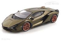 Lamborghini Sian FKP 37 Bburago 1:18 18-11046
