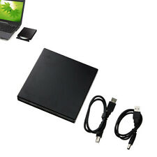 USB 2.0 External DVD ROM Player Reader Combo CD±RW Burner Drive for Laptop PC