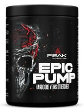 2x Peak Epic Pump (2x500g Pulver) Fresh Berry Shaker