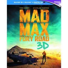 Mad Max Fury Road Blu-ray 3d