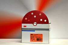3M Exzenterschleifpapier P120 150mm 100 Stk. Art:51195