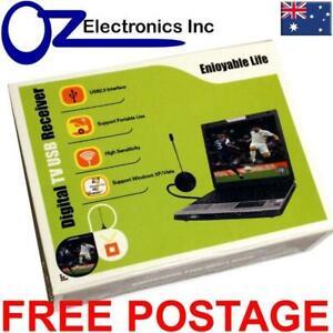 USB HDTV Digital Free To Air TV tuner for Raspberry Pi 3 4 Raspbian Buster OS