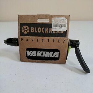 Yakima BlockHead Truck Rail Fork Mount Rack with Non-locking Skewer