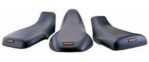 Quad Works Seat Cover Black for Kawasaki BRUTE FORCE 650 4x4 2006-2011