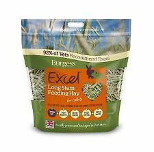 Burgess Excel Long Stem Feeding Hay 1kg - 13859