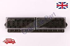 UNIVERSALE Auto Camion Barca 12 vie Blocco Lama ATO Standard Fusibile circuito Box Holder