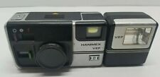 Vtg Hanimex VEF Photography Camera Hanimar Lens F4 Wide Angle Made in Japan rare