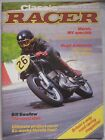 Classic Racer magazine Winter 1985/86 Issue 12 featuring Linto