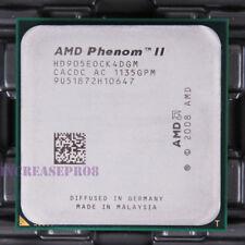 AMD Phenom II X4 905e HD905EOCK4DGM CPU Processor 667 MHz 2.5 GHz Socket AM3