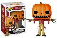 Nightmare Before Christmas Pumpkin King Pop! Vinyl Figure by Funko NBX