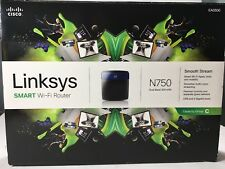 Cisco Linksys EA3500 Dual-Band Wireless N750 Router SMART WI-FI