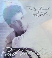 Richard Marx PAID VACATION RARE 1994 JAPAN IMPORT CD BONUS TRACK + OBI STRIP