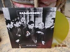 LP Rammstein - Live Aus Berlin  vinyl record