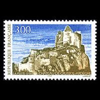 France 1998 - Tourism Architecture - Sc 2646 MNH