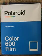 NEW Polaroid 600 film!