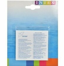 6 X Inflatable Pool Repair Patches Kit Pack for Pools Rubber Easyfix Heavy duty