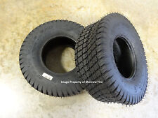 TWO New 18X7.00-8 Carlisle Multi Trac CS Tires 4 ply 574351 w/free stems
