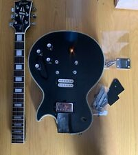 Greco EG-480S Black 1975 Bolt-on Joint Made In Japan Electric Guitar