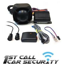 Clifford 330 x1 Cat 1 Car Alarm To New Shape VW Caddy Fully Fitted Nottingham