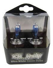 Original Xe.ray H7 Xenon Gas que Han Sido Llenados Bombillas Super Blanca Azul