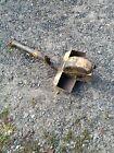 Velke Sulky Ferris Toro Bobcat Single Wheel Scag