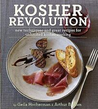 Kosher Revolution: New Techniques and Great Recipes for Unlimited Kosher Cooking