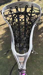 Nike Victory Tapre Lunar Lacrosse Stick Womens Composite
