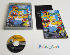 Nintendo Gamecube - The Simpsons Hit & Run - PAL - FRA
